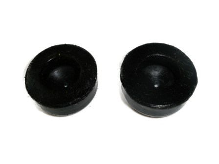 1970-1976 Yamaha MX YZ DT Gas Tank Mounting Rubber Set