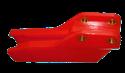 1991/1992 Honda CR 125; 90/91 CR 250; 91-01 CR 500 Rear Chain Guide