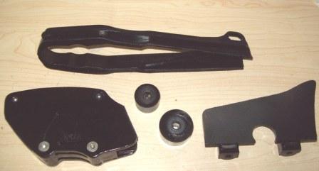 1989/1990 Honda CR 125; 88/89 CR 250; 1989 CR 500 Chain Guide Set