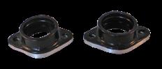 Yamaha YFZ Banshee FMF Power Valve Intake Manifold Set