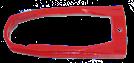 1983/1984 Honda ATC 250R Front Chain Slider